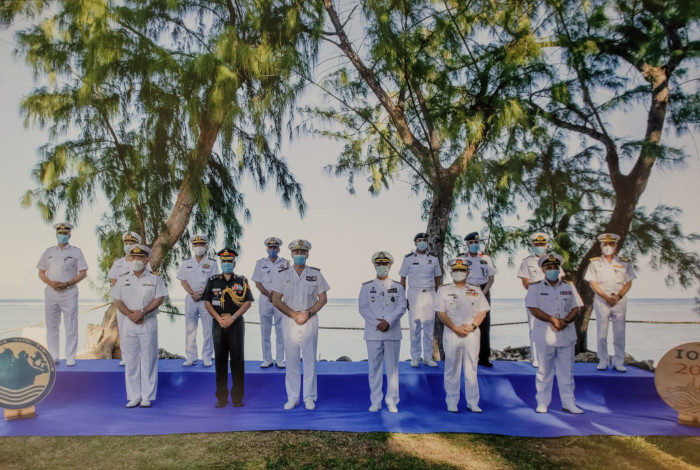 7th Indian Ocean Naval Symposium (IONS) 28 June- 01 July 2021, La Réunion, France