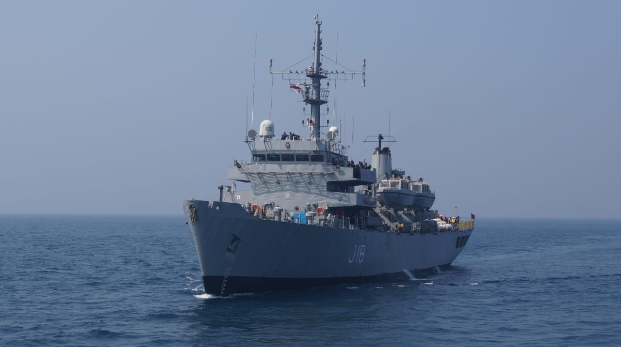 INS Sandhayak to be Decommissioned on 04 Jun 2021