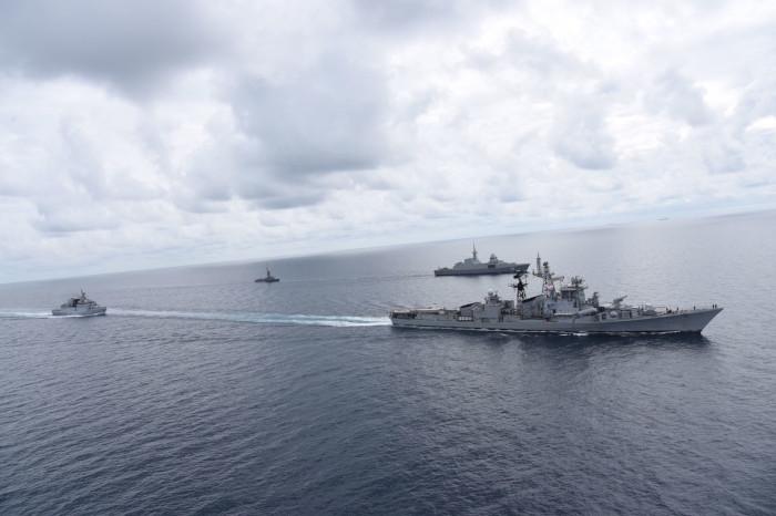 28th edition of  Singapore-India Maritime Bilateral Exercise 'SIMBEX'