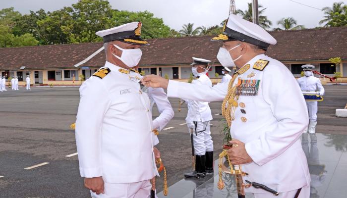Naval Investiture Ceremony– 2020