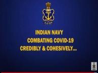 Har Kaam Desh Ke Naam - Indian Navy Quarantine Facility at Material Organisation, Mumbai