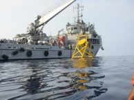 INS Nireekshak Diving Assistance - Mauritius