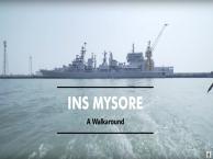 INS MYSORE TOUR